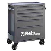 Beta  Beta RSC24/6 MobileRollerCabinet with6Drawers - Anthracite