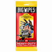 Big Wipes 2424 Big Wipes 4x4 Heavy Duty 40 Wipe Sachet