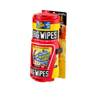 Big Wipes 2426 Big Wipes 'THE CAGE' Fully Adjustable Wall & Van Bracket & HD Wipes