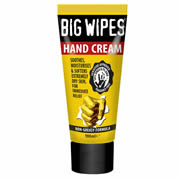 Big Wipes 2430 Big Wipe Fortified Hand Treatment Cream 100ml