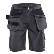 Blaklader 1526 Blaklader 1526 Lightweight Craftsman Shorts (Grey)