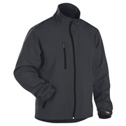 Blaklader 4952 Blaklader Soft Shell Jacket (Grey/Black)