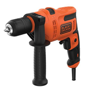 Black & Decker GKBEH200 500W / 13MM Keyless Hammer Drill