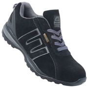 Rugged Terrain 3186BG Groundwork 'Ace' Safety Trainer Black/Grey
