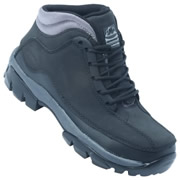 Rugged Terrain 386B Groundwork 'Hiker Style' Black Safety Boot