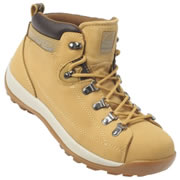 Rugged Terrain 387H Groundwork Leisure Honey Safety Boot