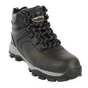 Belmont RT3005BW Belmont S3 Hiker Safety Work Boot (Black)