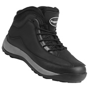 Rugged Terrain RT586B Black Trend Safety Boot