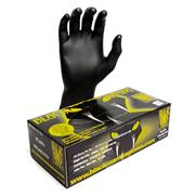 Black Mamba BXBMG Black Mamba Nitrile Disposable Gloves - Box 100