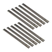 Bosch 2.607.001.292 Bosch Carbide Reversible Planer Blades - Pack of 10