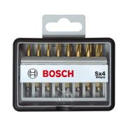 Bosch 2607002573 MAXgrip 8 Piece Screwdriver Bit Set Torx 49mm