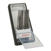 Bosch 2607010572 6 Piece Robust Line Jigsaw Blade Set - Wood Expert