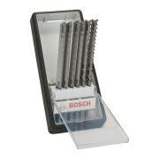 Bosch 2607010573 6 Piece Robust Line Jigsaw Blade Set - Metal Profile
