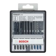 Bosch 2607010574 10 Piece Robust Line Jigsaw Blade Set - Top Expert