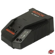 Bosch 2607225324 Bosch 14.4V - 18V Li-ion Battery Quick Charger