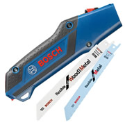 Bosch 2608000495 Bosch Recip Pocket Saw with S922EF + S922VF Blades