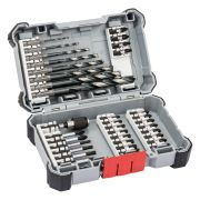 Bosch 2608577148 Multi-Construction Impact Control Screwdriver 35 Bit Set