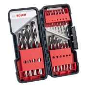 Bosch 2608577350 HSS Twist Drill Bit PointTec 18 Piece ToughBox Set