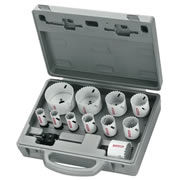 14 Piece Progressor Power Change Holesaw Set
