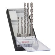 Bosch 2608585073 SDS+-7 5 Piece Drill Bit Set