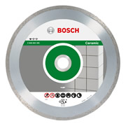 Bosch 2608602537 Bosch 200mm Standard Ceramic Diamond Blade