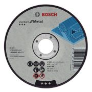 Bosch 2608603166 125mm x 2.5mm Standard for Metal Cutting Disc Straight