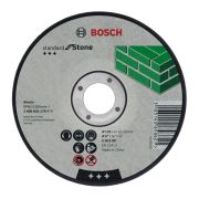 115mm x 2.5mm Standard for Stone Cutting Disc Bent