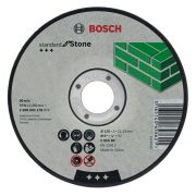 Bosch 2608603174 125mm x 2.5mm Standard for Stone Cutting Disc Bent