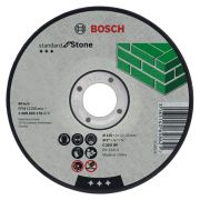 Bosch 2608603178 125mm x 3mm Standard for Stone Cutting Disc Straight