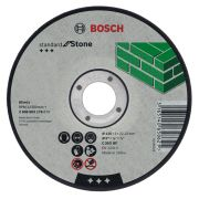 Bosch 2608603179 180mm x 3mm Standard for Stone Cutting Disc Straight