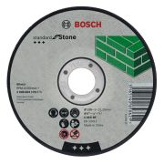 Bosch 2608603180 230mm x 3mm Standard for Stone Cutting Disc Straight