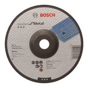 Bosch 2608603183 180mm x 6mm Standard for Metal Grinding Disc Bent