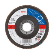 Bosch 2608606752 Flap Disc Expert for Metal Ø115mm G40
