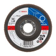 Bosch 2608606753 Flap Disc Expert for Metal Ø115mm G60