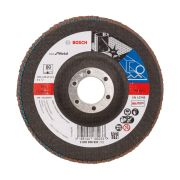 Bosch 2608606924 Flap Disc Best for Metal Ø125mm G80