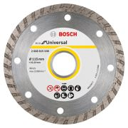 Bosch 2608615046 TURBO ECO for Universal 125mm - Pack of 10