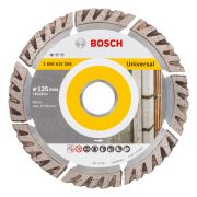 Bosch 2608615059 Diamond Disc Standard for Universal 125mm x 22.23mm