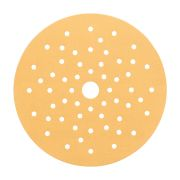 Bosch 2608621015 Random Orbital Sanding Discs for Wood & Paint Ø150mm Multi Holes G40 - Pack of 50