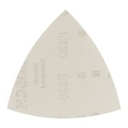 Bosch 2608621196 Delta Sanding Sheets M480 for Wood & Paint 93mm x 93mm G320 - Pack of 5