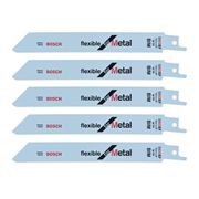 Bosch 2.608.656.015 Bosch BIM Flexible for Metal - Pack of 5