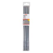 Bosch 2608833896 SDS+ 5X Hammer Drill Bit 6.5 x 200 x 260mm 10 Piece Set