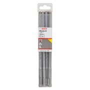 Bosch 2608833900 SDS+ 5X Hammer Drill Bit 8 x 150 x 210mm 10 Piece Set