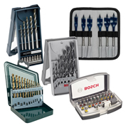 Bosch 72APACK 72 Piece Accessory Set