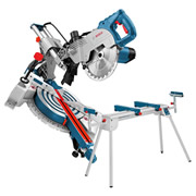Bosch GCM800SJPK 216mm Slide Compound Mitre Saw with GTA2600