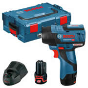 Bosch GDS 12 V-115 Bosch 12v Cordless Li-ion Brushless Impact Wrench