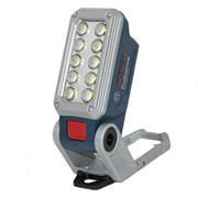 Bosch GLI DECILED Bosch 10.8v Li-ion Torch - Body Only
