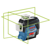 Bosch GLL 3-80CGGD Bosch Self-Levelling 360° Connected Green Beam Laser