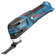 Bosch GOP 12 V-28 12v Brushless Li-ion Starlock Plus Multi-Tool Body