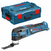 Bosch GOP 12 V-28 12v Brushless Li-ion Starlock Multi-Tool Body