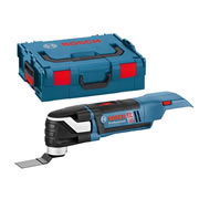 Bosch GOP 18V-28 CG Bosch 18v Li-ion Starlock Brushless Multi-Tool - Body Only (With Case)